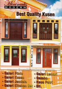 Katalog Kusen Pintu