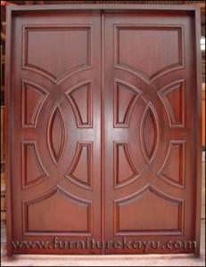 Pintu Kusen Rumah Modern