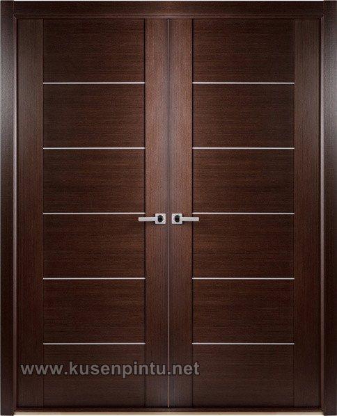 Home Produk Pintu Kusen Pintu Minimalis Kamar Tidur Jati Ramso