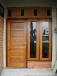 Contoh Desain Kusen Pintu Kamar Kos Kode ( KPK 035 )