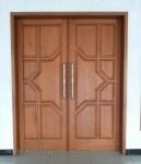 Daun Pintu Masjid Kupu Tarung Model Sorong Kode ( KPK 056 )