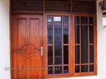 Desain Kusen Pintu Minimalis 2014 Bentuk Sederhana Kode (KPK 078 )