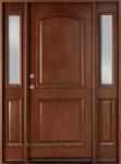 Desain Minimalis Kusen Pintu Rumah Kayu Jati Kode ( KPK 081 )