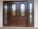 Desain Model Pintu Rumah Minimalis Modern Kode ( KPK 082 )