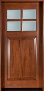 Desain Pintu Kamar Kayu Jati