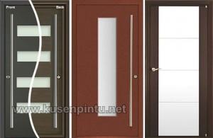 Desain Pintu Modern Minimalis