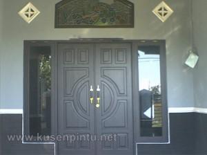 Desain Pintu Rumah Mewah