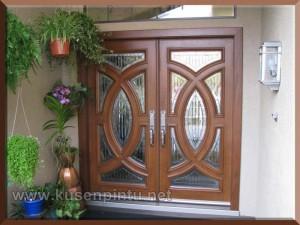 Desain Pintu Rumah Minimalis Bagus