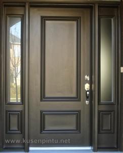 Gambar Desain Pintu Rumah Minimalis