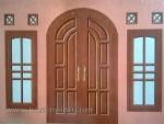 Gambar Kusen Pintu Utama Untuk Rumah Kode ( KPK 107 )