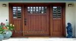 Gerbang Pintu Rumah Minimalis Kode ( KPK 111 )