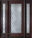 Jual Kusen Pintu Rumah Kayu Panil Kode ( KPK 126 )