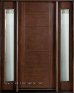 Jual Pintu Rumah Minimalis Jati