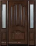 Kusen Pintu Jati Jepara Ukir Mahkota Kode ( KPK 148 )