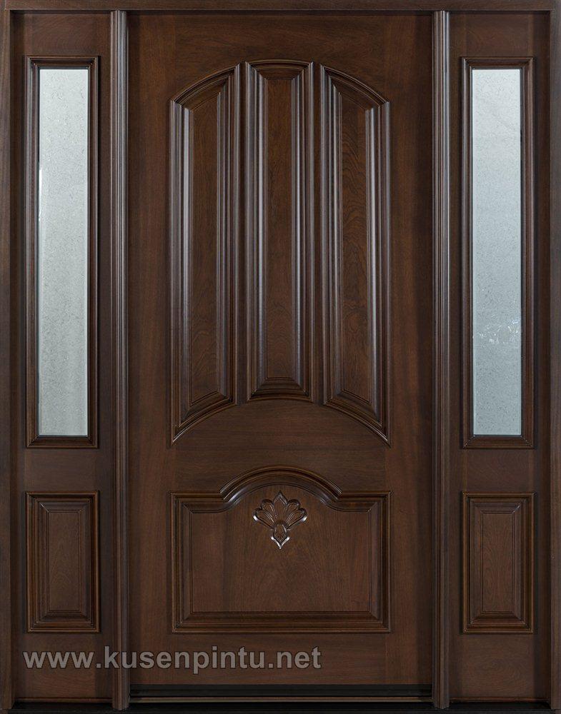 Gambar Kusen Pintu Dan Jendela Jati