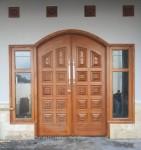 Kusen Pintu Kupu Tarung Jati Jepara Jati Super Kode ( KPK 161 )