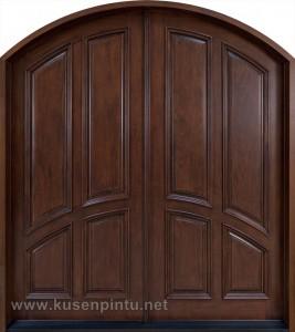 Kusen Pintu Mewah Kayu Jati Super