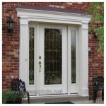 Kusen Pintu Rumah Duco Putih Kode ( KPK 171 )