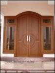 Kusen Pintu Utama Kayu Jati Perhutani Kode ( KPK 179 )