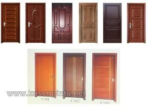 Model Pilihan Daun Pintu Kayu