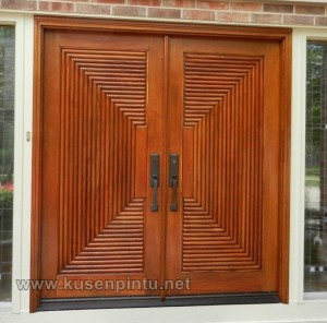 Model Pintu Utama