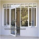 Model Terbaru Kusen Pintu Jendela Kode ( KPK 210 )