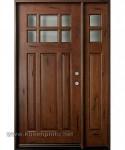Outdoor Pintu Rumah Kayu Jati Kode ( KPK 224 )