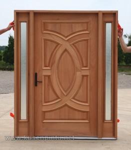 Pengerjaan Pintu Rumah Minimalis Terbaru