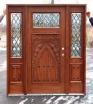 Pilihan Model Pintu Rumah Desain Eropa Kode ( KPK 212 )