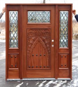 Pilihan Model Pintu Rumah Desain Eropa