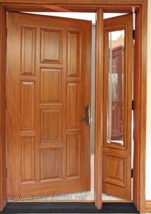 Pintu Rumah Dengan Model Antik