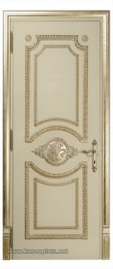 Pintu Rumah Kusen dengan Model Satu Daun