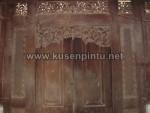 Gambar Gebyok Jati Clasik Kayu Lama KPG 115