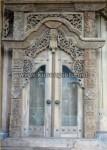 Jendela Gebyok Dengan Pintu Kaca KPG 149