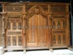 Kusen Pintu Gebyok Jawa Jepara Antik KPG 193