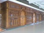 Kusen Pintu Gebyok Masjid Jepara KPG 215