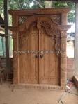 Kusen Pintu Gebyok Mewah dengan Kayu Jati Solid KPG 219