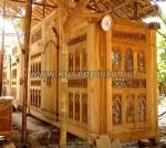 Kusen Pintu Gebyok Rumah Djawa KPG 229