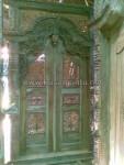 Kusen Pintu Gebyok Ukiran Palembang KPG 245