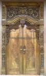 Kusen Pintu Gebyok Ukiran khas Orang Jepara KPG 239