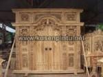Kusen Pintu Gebyok Untuk Rumah Jawa KPG 251