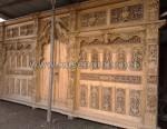 Model dan Desain Rumah dengan Kusen Pintu Gebyok 6 Meter KPG 261