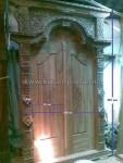 Pintu Gebyok Gapura Ukir Jepara KPG 311