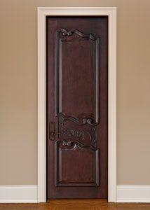 Pintu Rumah Untuk Kamar Ukiran Jepara KPK 388