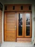 Kusen Pintu Kayu Jepara Kode ( KPK 001 )