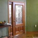 Kusen Pintu Panil Kaca Kode ( KPK 007 )