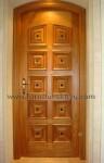 Model Pintu Kusen Daun Kotak Jati Kode ( KPK 023 )