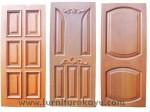 Pintu Kayu Utama Kode ( KPK 002 )