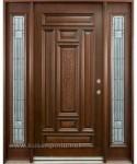 Contoh Model Pintu Rumah Dengan Kayu Jati Kode ( KPK 044 )