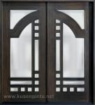 Contoh Pintu Rumah Kupu Tarung Kode ( KPK 047 )